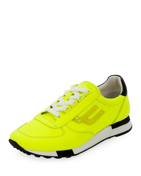 Bally Men's Gavino Leather Runner Sneaker