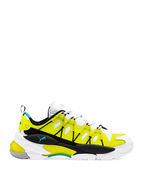Puma Men's LQD Cell Omega Trainer Sneakers