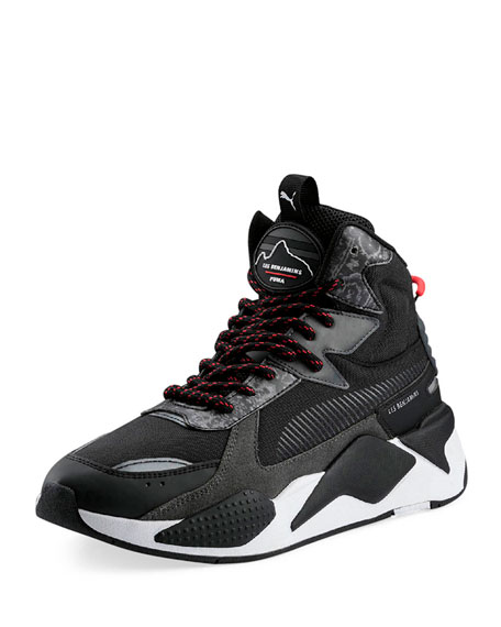 Puma Men's RS-X High-Top Sneakers