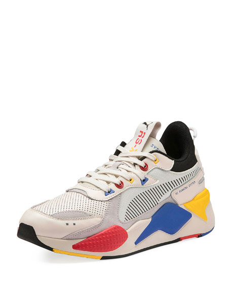 Puma Men's RS-X Colour Theory Trainer Sneakers