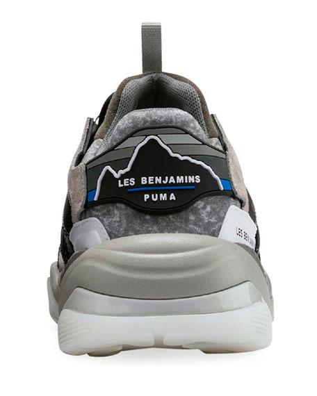 Puma Men's Thunder Disc Les Benjamins Sneakers