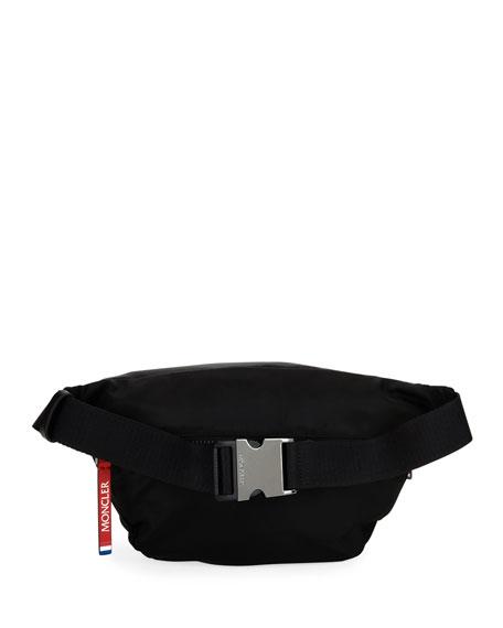 Moncler Men's Durance Logo Belt Bag/Fanny Pack