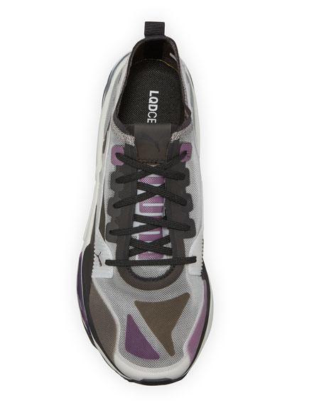 Puma Men's LQDCELL Optic Colorblock Nylon Sneakers