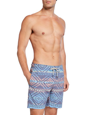 7eed64a2eff037 Men's Designer Swimwear at Neiman Marcus