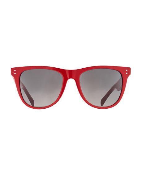 Celine Men's Gradient Acetate Sunglasses