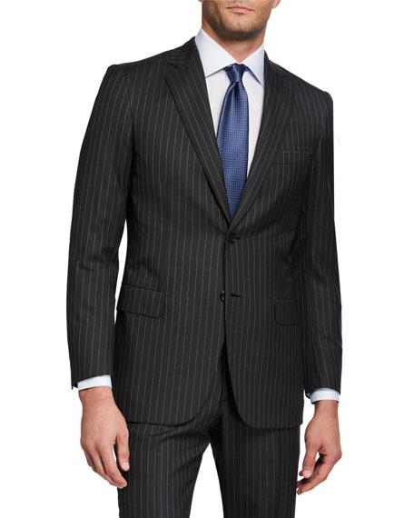 Brioni Men's Pinstriped Two-Piece Suit