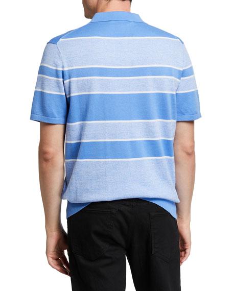 Michael Kors Men's Moulinex Striped Polo Shirt