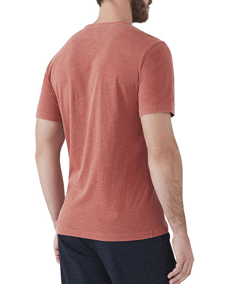 Faherty Men's Sunwashed Pocket T-Shirt