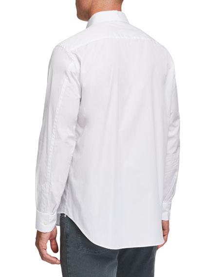 Loewe Men's Basic Poplin Sport Shirt