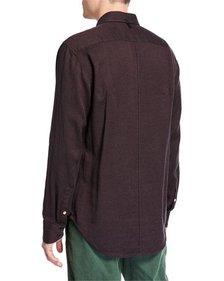 Rag & Bone Men's Fit 2 Tomlin Jaspe Sport Shirt