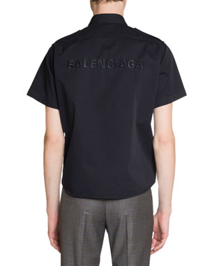 f7f6005b2e7a Balenciaga Men's Shoes & Bags at Neiman Marcus