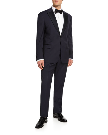 Emporio Armani Men's G-Line Neat Two-Piece Tuxedo