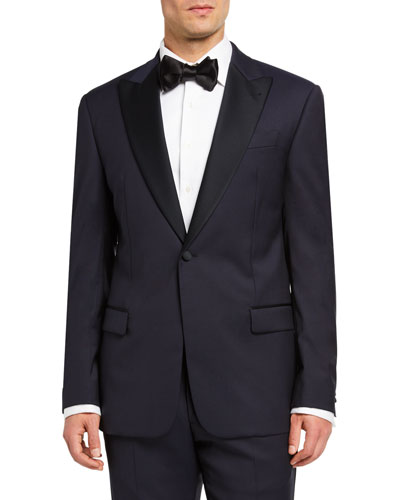 Men's G-Line Neat Two-Piece Tuxedo