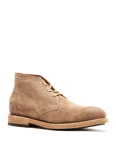 Men's Bowery Suede Chukka Boots
