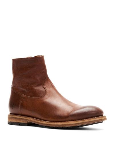 Men's Bowery Inside Zip Boots