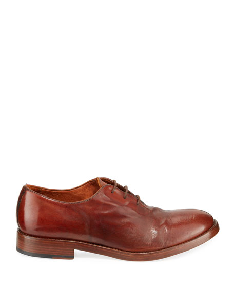 Frye Men's Chase Leather Lace-Up Oxfords
