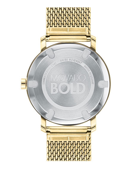 Movado Bold Men's Bold Evolution Bracelet Watch