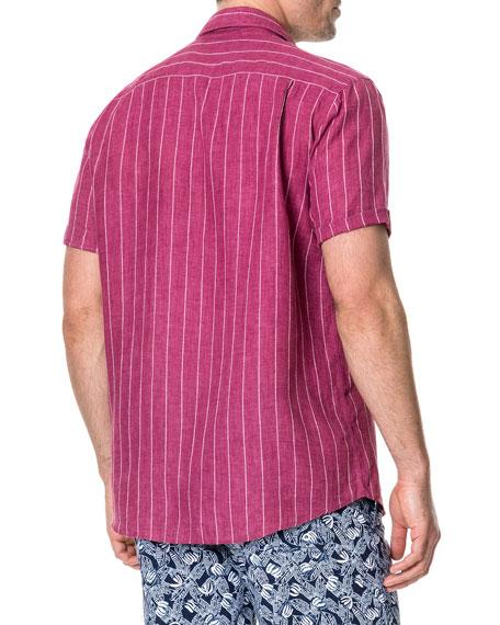 Rodd & Gunn Men's Quail Rise Faded Stripe Sport Short
