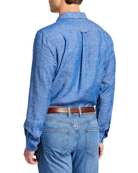 Rodd & Gunn Men's Branhill Linen Sport Shirt