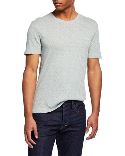 Slub Jersey Crewneck T-Shirt