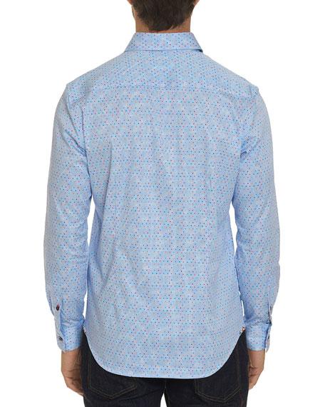 Robert Graham Men's Alderson Graphic Sport Shirt