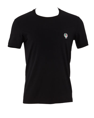 Men's Round-Neck T-Shirt