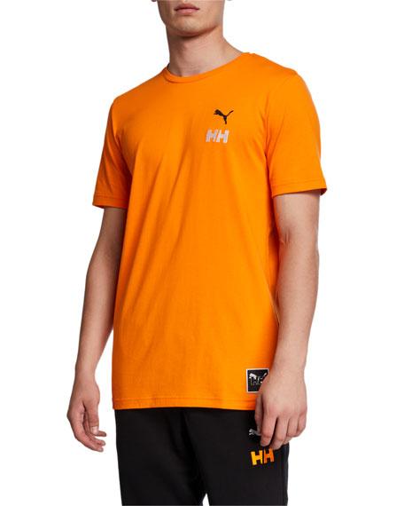 Puma Men's x Helly Hansen Logo T-Shirt