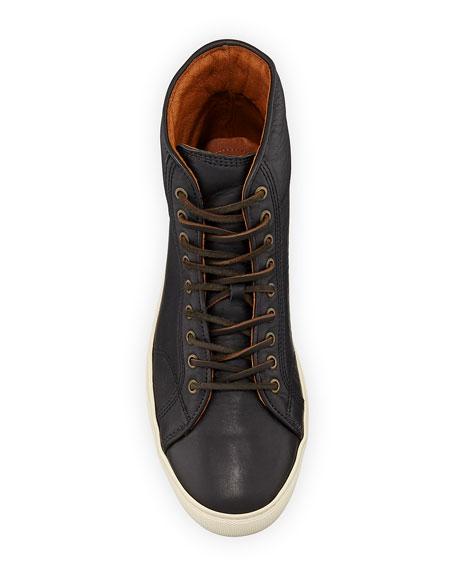 Frye Men's Walker Leather Mid-Top Sneakers