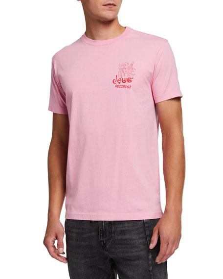 Deus Ex Machina Men's Be God Graphic T-Shirt