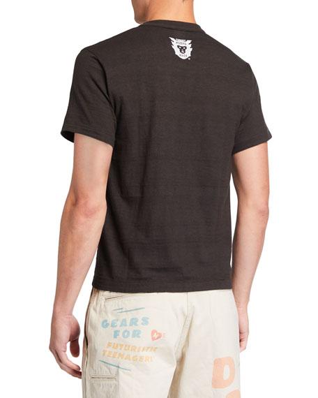 HUMAN MADE Men's Crewneck Pocket T-Shirt