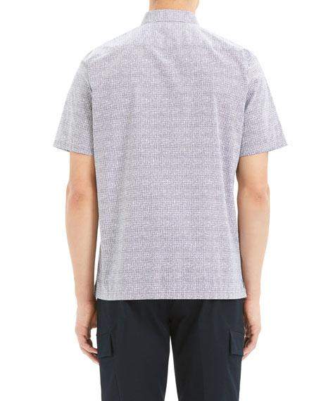 Theory Men's Irving Lumen Short-Sleeve Sport Shirt