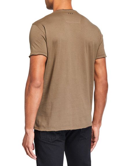 John Varvatos Star USA Men's Break the Silence Graphic T-Shirt