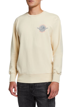 Deus Ex Machina Men's Blake Graphic Sweatshirt