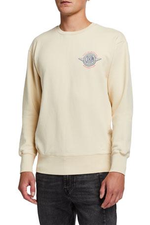 Deus Ex Machina Men's Blake Graphic Sweatshirt