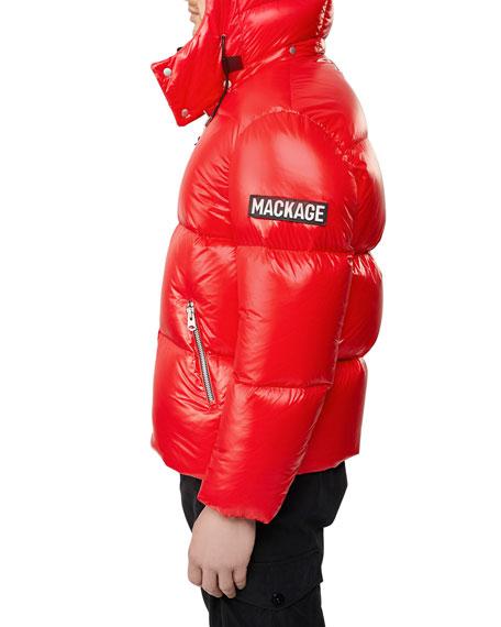 Mackage Men's Kent Hooded Puffer Coat