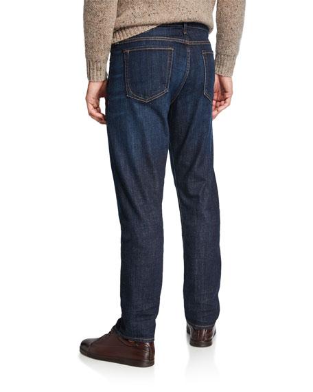 Rag & Bone Men's Standard Issue Fit 3 Loose-Fit Straight-Leg Jeans