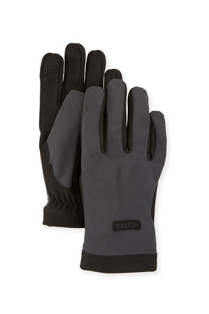 Hestra Gloves Men's Mason Wind/Waterproof Touchscreen Gloves