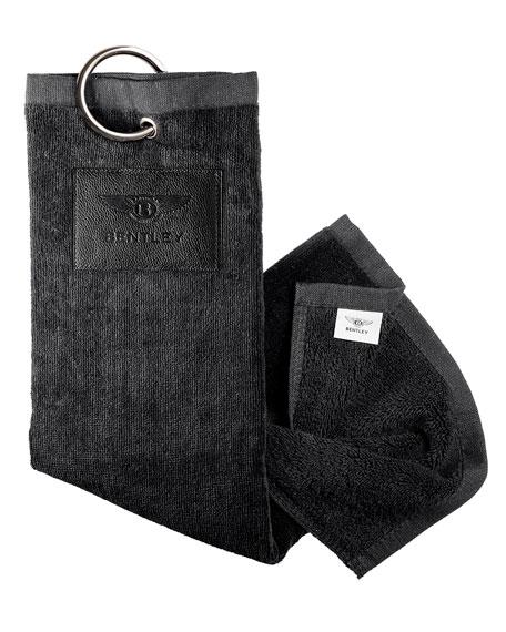 Bentley Golf Men's Golf Bag Towel