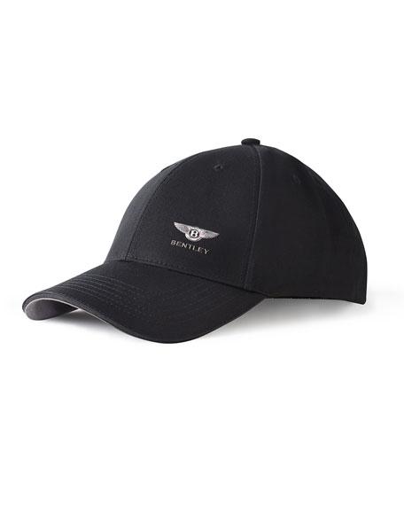 Bentley Golf Men's Embroidered-Logo Baseball Cap