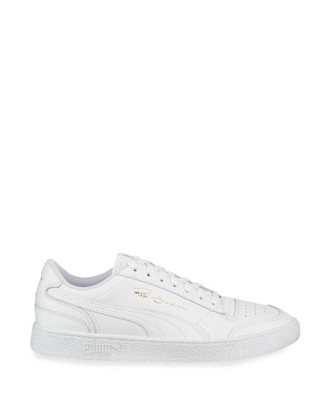 Puma Men's Ralph Sampson Tonal Leather Low-Top Sneakers