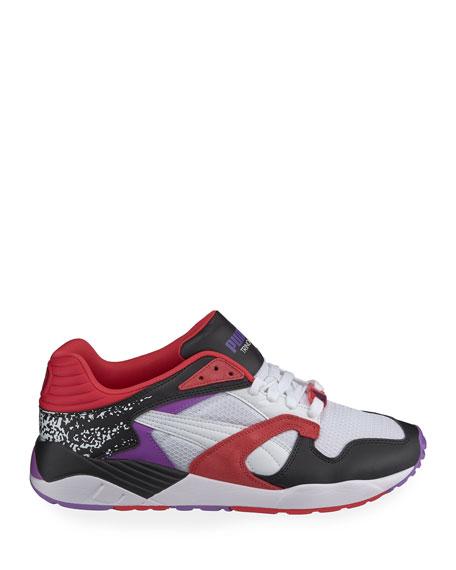 Puma Men's Trinomic XS 850 Leather/Nylon Sneakers
