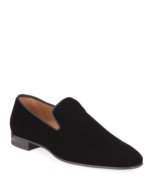 Dandelion Velvet Loafers