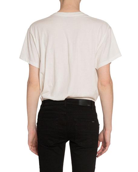Amiri Men's Logo Typographic T-Shirt