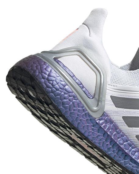 Adidas Men's Ultraboost 20 Primeknit Runner Sneakers