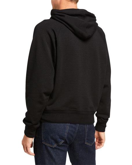 TOM FORD Men's Pullover Wool-Blend Hoodie