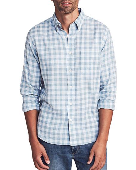 Faherty T-shirts MEN'S EVERYDAY CHECK SPORT SHIRT