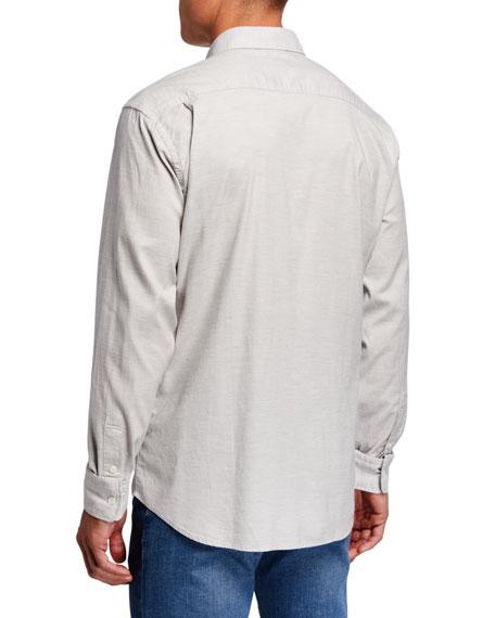 Faherty Men's Stretch Oxford Sport Shirt