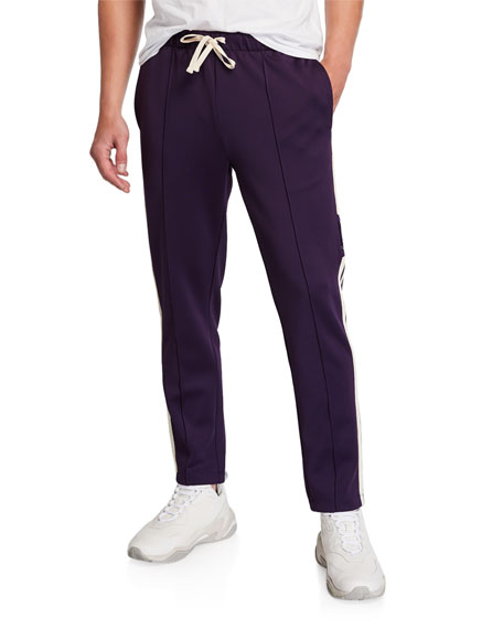 Ovadia & Sons Men's Ball Track Pants