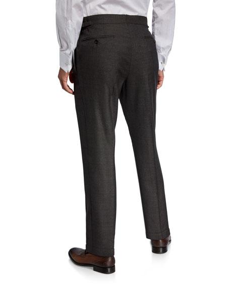 TOM FORD Men's O'Connor Mouline Wool Pants