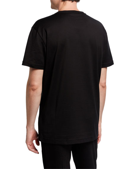 Dolce & Gabbana Men's Crest Graphic T-Shirt